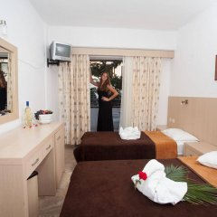 Отель Hanioti Grand Victoria Греция, Ханиотис - отзывы, цены и фото номеров - забронировать отель Hanioti Grand Victoria онлайн комната для гостей