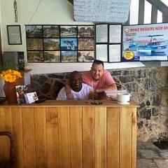 Отель Vesma Villas Шри-Ланка, Хиккадува - отзывы, цены и фото номеров - забронировать отель Vesma Villas онлайн интерьер отеля