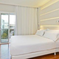 Отель NH Barcelona Les Corts Испания, Барселона - 1 отзыв об отеле, цены и фото номеров - забронировать отель NH Barcelona Les Corts онлайн комната для гостей