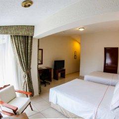 Отель Estancia Мексика, Гвадалахара - отзывы, цены и фото номеров - забронировать отель Estancia онлайн комната для гостей фото 2
