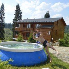 Art Hotel Vykrutasy бассейн
