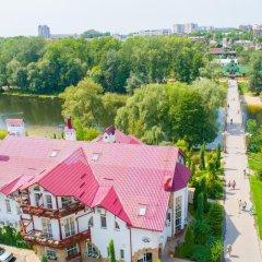 Гостиница Здыбанка Украина, Сумы - отзывы, цены и фото номеров - забронировать гостиницу Здыбанка онлайн приотельная территория фото 2