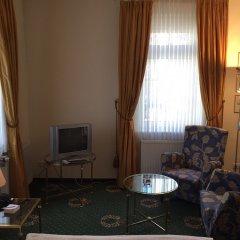 Отель Kurpark Villa Aslan комната для гостей фото 5