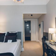 Отель Crystal Plaza Hotel Швеция, Стокгольм - 13 отзывов об отеле, цены и фото номеров - забронировать отель Crystal Plaza Hotel онлайн комната для гостей фото 2