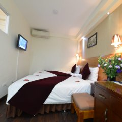 B & B Hanoi Hotel & Travel комната для гостей