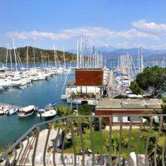 Doruk Турция, Фетхие - отзывы, цены и фото номеров - забронировать отель Doruk онлайн пляж фото 2