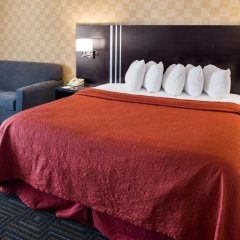 Отель Quality Inn & Suites Mall Of America - Msp Airport Блумингтон комната для гостей фото 2