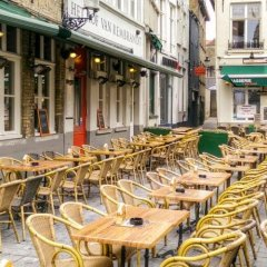 Отель de Voorplaats Бельгия, Брюгге - отзывы, цены и фото номеров - забронировать отель de Voorplaats онлайн помещение для мероприятий