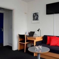 Отель Aalborg Somandshjem Алборг комната для гостей