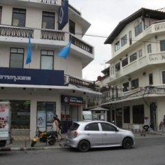 Отель Chaiwat Guesthouse вид на фасад фото 2