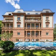 Отель Windsor Италия, Меран - отзывы, цены и фото номеров - забронировать отель Windsor онлайн с домашними животными