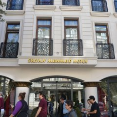 Sultan Mehmed Hotel Стамбул фото 3