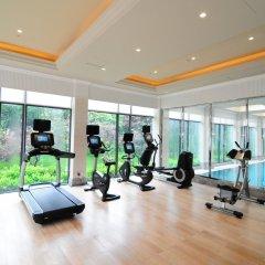 Отель Sofitel Legend Peoples Grand Xian фитнесс-зал фото 4