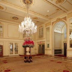 Отель The Plaza Hotel США, Нью-Йорк - отзывы, цены и фото номеров - забронировать отель The Plaza Hotel онлайн интерьер отеля фото 3