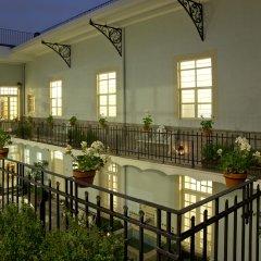 Отель Casa San Ildefonso Мехико балкон
