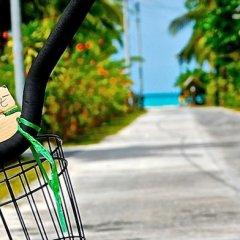 Отель Pension Justine Французская Полинезия, Тикехау - отзывы, цены и фото номеров - забронировать отель Pension Justine онлайн спортивное сооружение