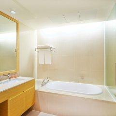 Отель The Duchess Hotel and Residences Таиланд, Бангкок - 2 отзыва об отеле, цены и фото номеров - забронировать отель The Duchess Hotel and Residences онлайн ванная фото 2