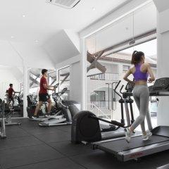 Отель Samui Palm Beach Resort Самуи фитнесс-зал фото 3