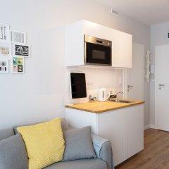 Отель WE Apartments Польша, Варшава - отзывы, цены и фото номеров - забронировать отель WE Apartments онлайн комната для гостей фото 3