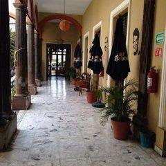 Tequila Hostel интерьер отеля