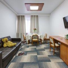 Президент Отель комната для гостей фото 12