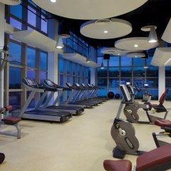 Отель Somerset Vista Ho Chi Minh City фитнесс-зал фото 2
