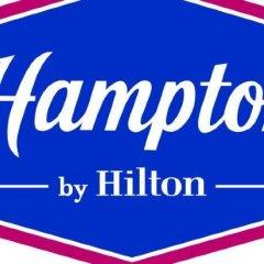Отель Hampton by Hilton Gdansk Airport парковка
