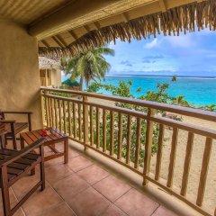 Sanctuary Rarotonga-on the beach-Adults Only in Rarotonga, Cook Islands from 326$, photos, reviews - zenhotels.com balcony
