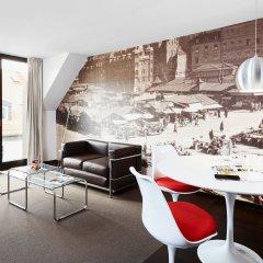 Отель Living Hotel Das Viktualienmarkt by Derag Германия, Мюнхен - отзывы, цены и фото номеров - забронировать отель Living Hotel Das Viktualienmarkt by Derag онлайн комната для гостей фото 3