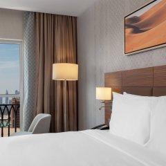 Отель Hilton Garden Inn Dubai Al Jadaf Culture Village ОАЭ, Дубай - 1 отзыв об отеле, цены и фото номеров - забронировать отель Hilton Garden Inn Dubai Al Jadaf Culture Village онлайн комната для гостей