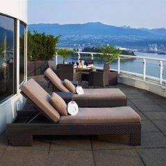 Отель Pan Pacific Vancouver Канада, Ванкувер - отзывы, цены и фото номеров - забронировать отель Pan Pacific Vancouver онлайн бассейн фото 2