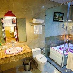 Отель Smart hotel 3 Вьетнам, Ханой - отзывы, цены и фото номеров - забронировать отель Smart hotel 3 онлайн ванная фото 2