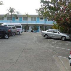 Acapulco Park Hotel парковка фото 2