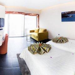Orka Sunlife Resort & Spa Турция, Олудениз - 3 отзыва об отеле, цены и фото номеров - забронировать отель Orka Sunlife Resort & Spa онлайн комната для гостей фото 5