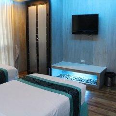 Отель BLUTIQUE Бангкок удобства в номере фото 2