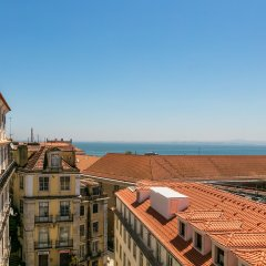 Отель Almaria Edificio Da Corte Лиссабон пляж фото 2
