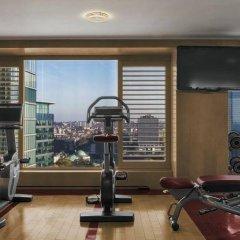 Sheraton Brussels Hotel фитнесс-зал