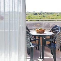 Отель RVhotels Apartamentos Ses Illes Испания, Бланес - отзывы, цены и фото номеров - забронировать отель RVhotels Apartamentos Ses Illes онлайн балкон