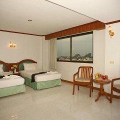 Отель Boon Siam Hotel Таиланд, Краби - отзывы, цены и фото номеров - забронировать отель Boon Siam Hotel онлайн комната для гостей фото 4