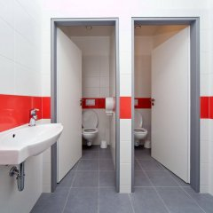 Hostel Ananas Прага ванная фото 2