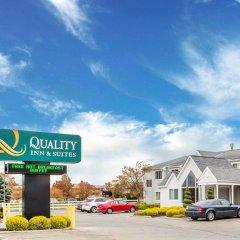 Отель Quality Inn and Suites North/Polaris США, Колумбус - отзывы, цены и фото номеров - забронировать отель Quality Inn and Suites North/Polaris онлайн