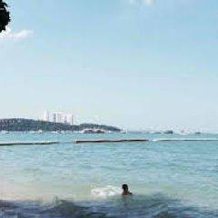 Sureena Hotel Паттайя пляж фото 2