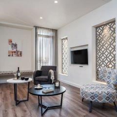 Отель Urban Nest - Suites & Apartments Греция, Афины - отзывы, цены и фото номеров - забронировать отель Urban Nest - Suites & Apartments онлайн комната для гостей фото 3