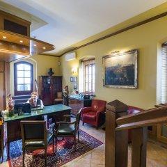 Отель Golden Well Прага интерьер отеля фото 3