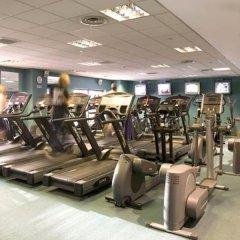 Glasgow Marriott Hotel фитнесс-зал фото 3
