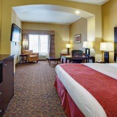 Отель La Quinta Inn & Suites Vicksburg США, Виксбург - отзывы, цены и фото номеров - забронировать отель La Quinta Inn & Suites Vicksburg онлайн комната для гостей фото 3