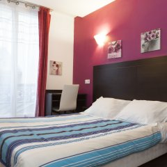 Отель Le Myosotis Франция, Париж - отзывы, цены и фото номеров - забронировать отель Le Myosotis онлайн комната для гостей фото 4