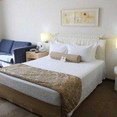 Отель Comfort Suites Londrina комната для гостей