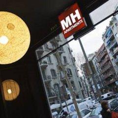 Отель MH Apartments Plaza Испания, Барселона - отзывы, цены и фото номеров - забронировать отель MH Apartments Plaza онлайн фото 4