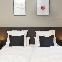 Апартаменты Upper Westside - 3 Bedroom Interior Designed Apartment by BENSIMON apartments Берлин комната для гостей фото 5